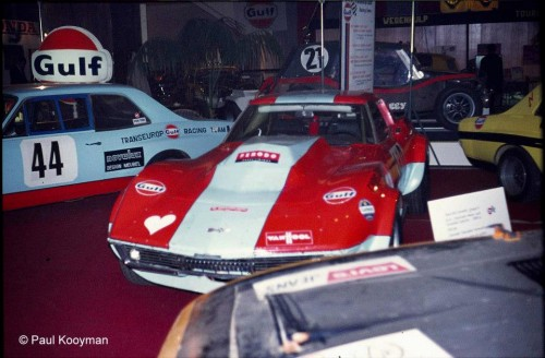 Corvette Chris Tuerlinx Racing Show Brussel 1971.jpg